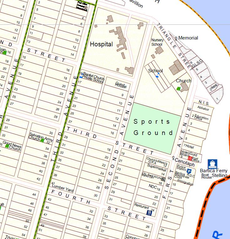 Maps GLSC